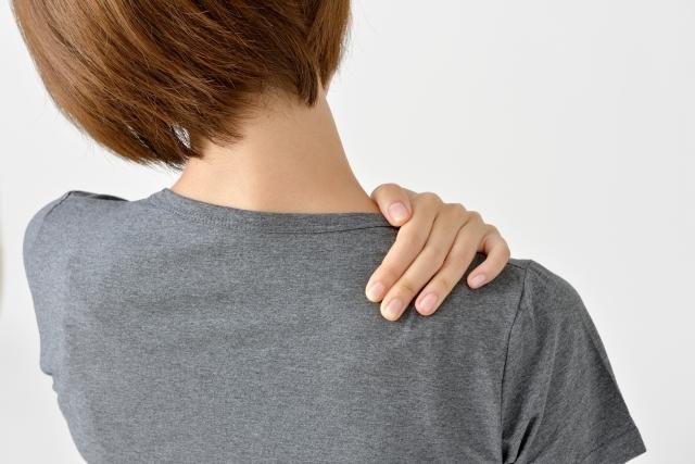 肩こりの治し方